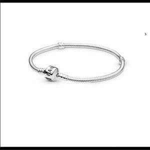Pandora bracelet 8 inches
